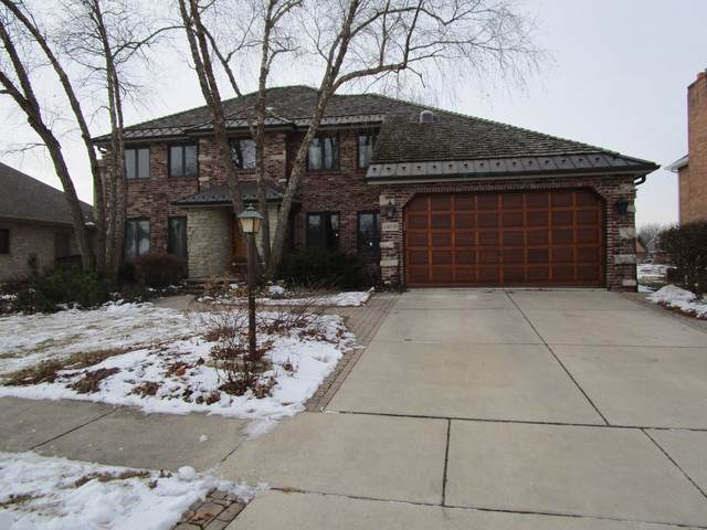14838 Landings Lane, Oak Forest, IL 60452 (MLS #10619503) :: Helen Oliveri Real Estate
