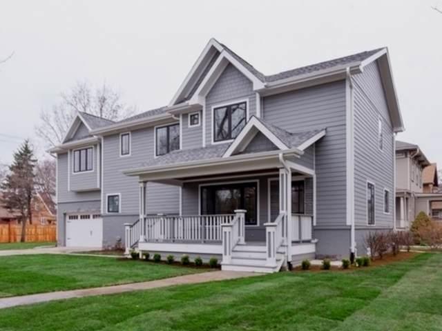 302 N Ashland Avenue, La Grange Park, IL 60526 (MLS #10619506) :: Helen Oliveri Real Estate