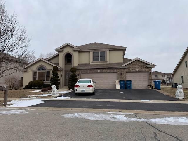 1805 Yorktown Drive, Bourbonnais, IL 60914 (MLS #10619563) :: Property Consultants Realty