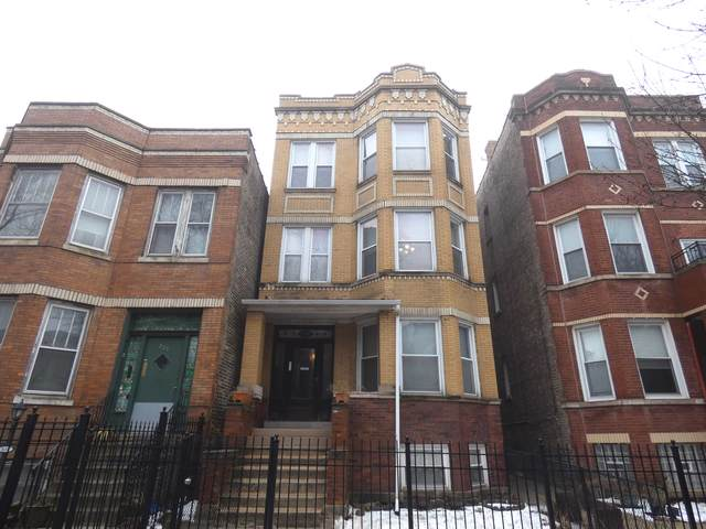836 N Maplewood Avenue, Chicago, IL 60622 (MLS #10619591) :: The Perotti Group | Compass Real Estate