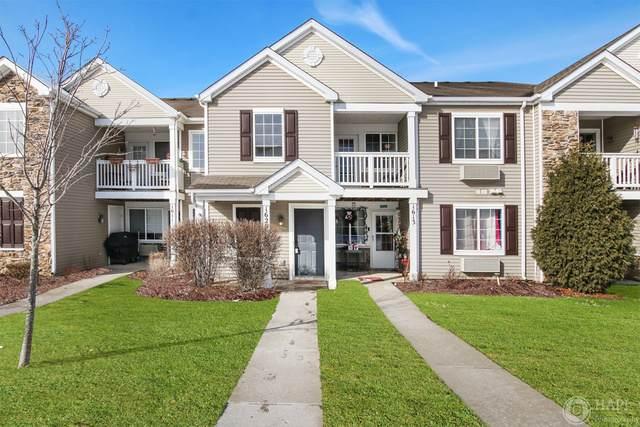 1629 Silverstone Drive #1629, Carpentersville, IL 60110 (MLS #10619621) :: BN Homes Group