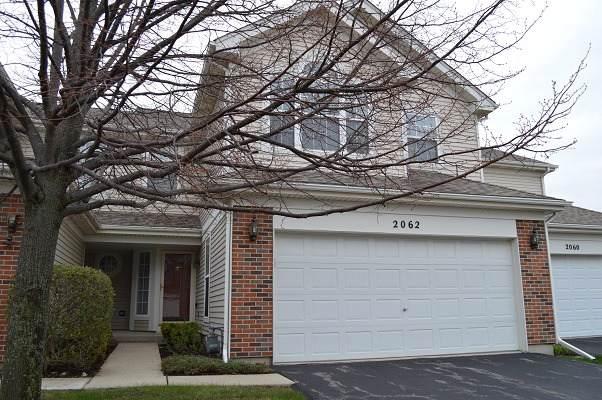 2062 Peach Tree Lane #2062, Algonquin, IL 60102 (MLS #10619669) :: Ryan Dallas Real Estate