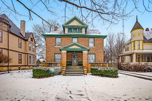 714 Western Avenue, Joliet, IL 60435 (MLS #10619730) :: Property Consultants Realty