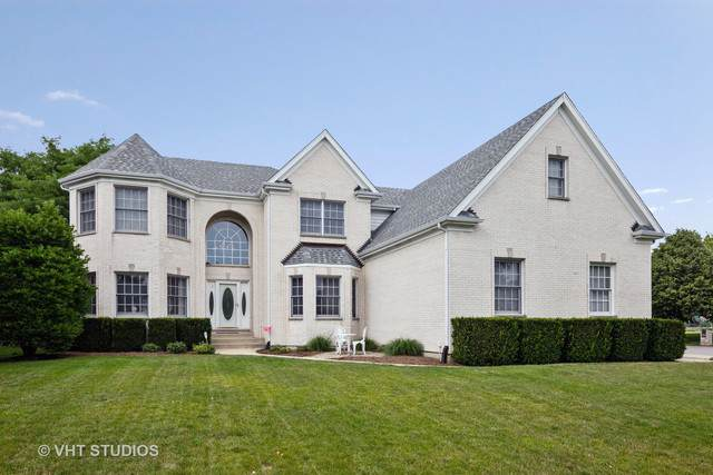 15200 Dan Patch Drive, Plainfield, IL 60544 (MLS #10619834) :: Berkshire Hathaway HomeServices Snyder Real Estate