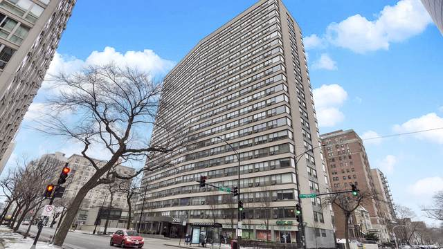 2930 N Sheridan Road #1203, Chicago, IL 60657 (MLS #10619881) :: Property Consultants Realty