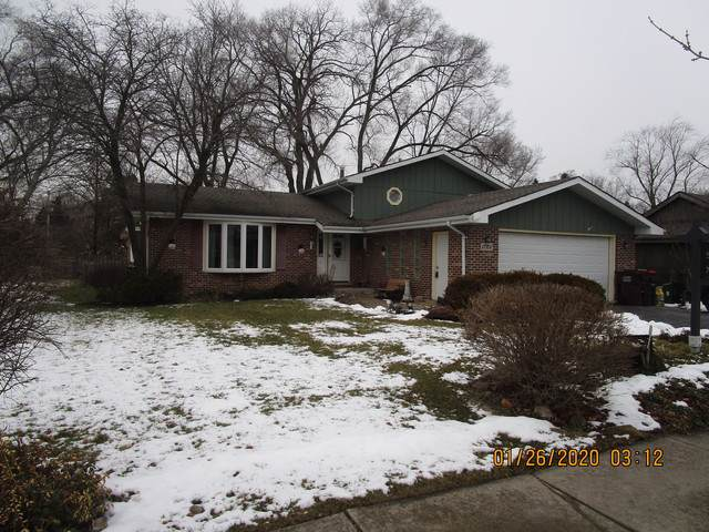 17706 66th Avenue, Tinley Park, IL 60477 (MLS #10619894) :: The Wexler Group at Keller Williams Preferred Realty
