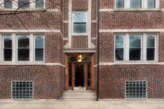 3517 N Lakewood Avenue #2, Chicago, IL 60657 (MLS #10619937) :: Property Consultants Realty