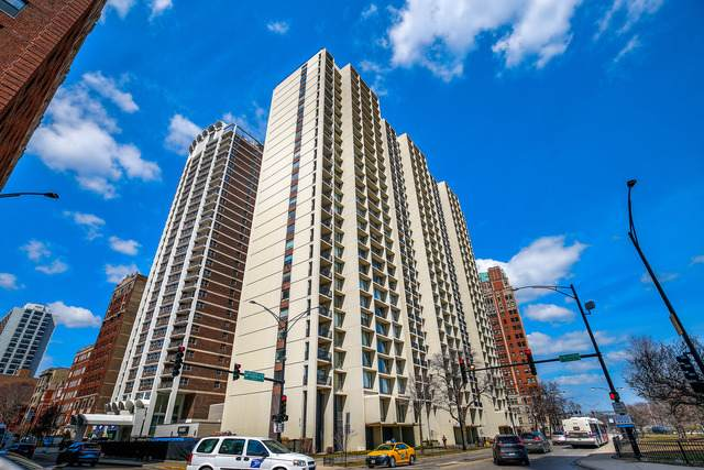 3200 N Lake Shore Drive #902, Chicago, IL 60657 (MLS #10619985) :: Property Consultants Realty