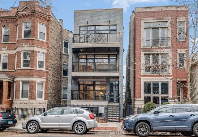 1075 N Paulina Street #2, Chicago, IL 60622 (MLS #10619993) :: The Perotti Group | Compass Real Estate