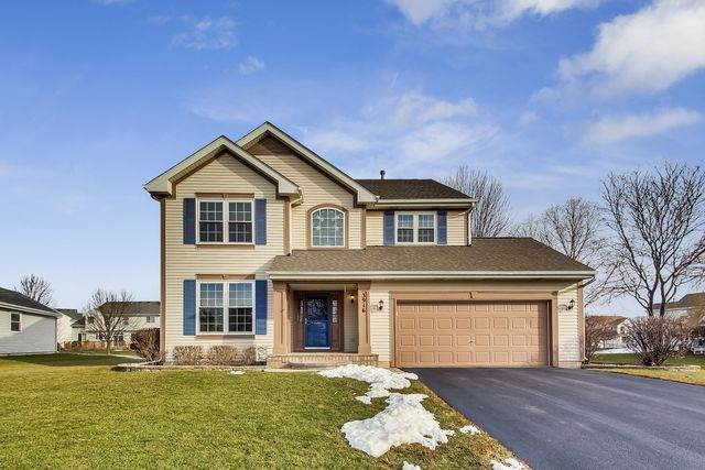 3916 Boone Creek Circle, Mchenry, IL 60050 (MLS #10619996) :: The Wexler Group at Keller Williams Preferred Realty