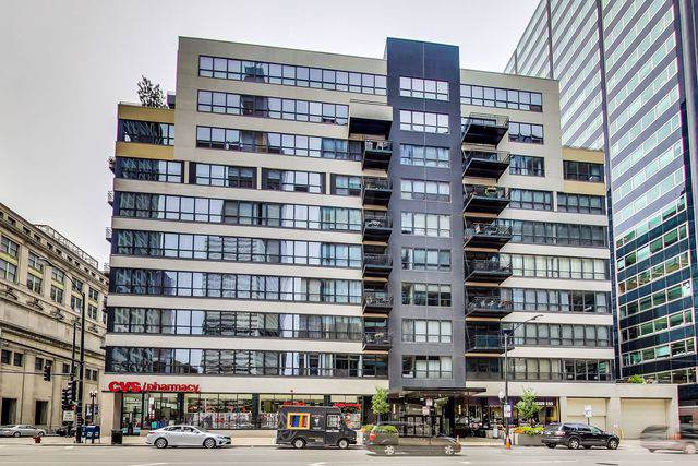 130 S Canal Street #318, Chicago, IL 60606 (MLS #10620013) :: The Perotti Group | Compass Real Estate