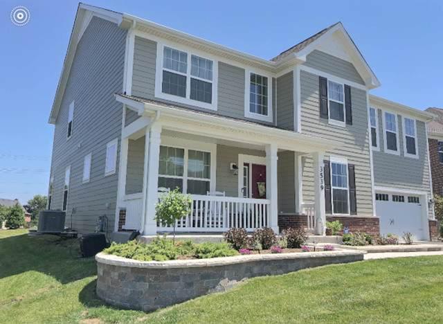 3539 Elsie Lane, Hoffman Estates, IL 60192 (MLS #10620037) :: The Wexler Group at Keller Williams Preferred Realty