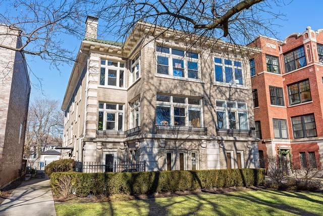 1152 W Farwell Avenue 3N, Chicago, IL 60626 (MLS #10620058) :: Helen Oliveri Real Estate