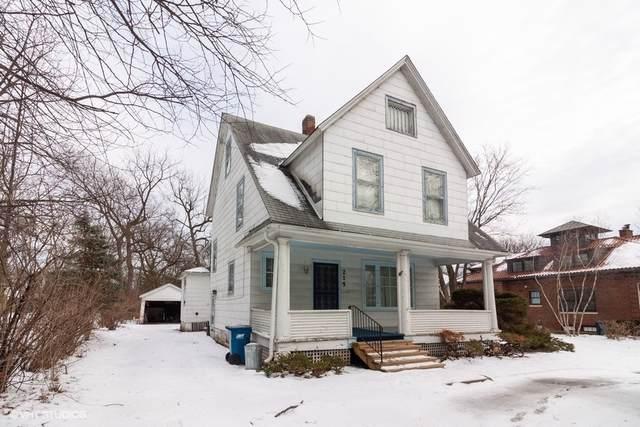 215 N Garfield Street, Hinsdale, IL 60521 (MLS #10620094) :: The Wexler Group at Keller Williams Preferred Realty