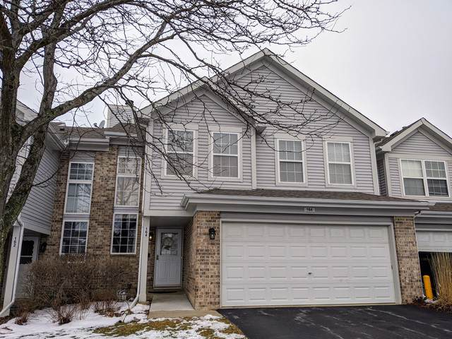 164 Castlewood Court, Roselle, IL 60172 (MLS #10620107) :: Berkshire Hathaway HomeServices Snyder Real Estate