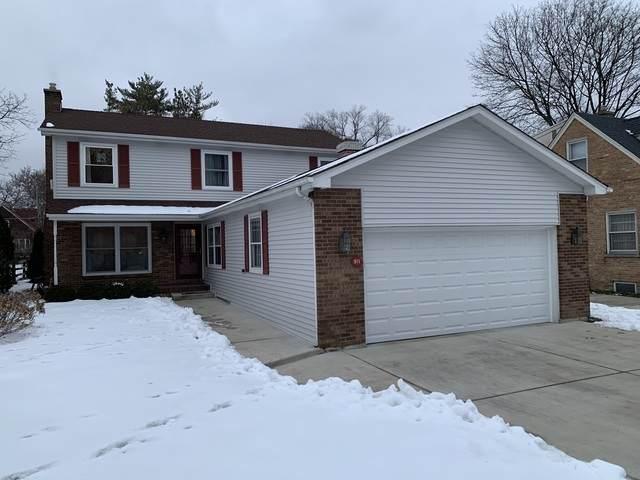 911 N Washington Street, Wheaton, IL 60187 (MLS #10620123) :: The Wexler Group at Keller Williams Preferred Realty