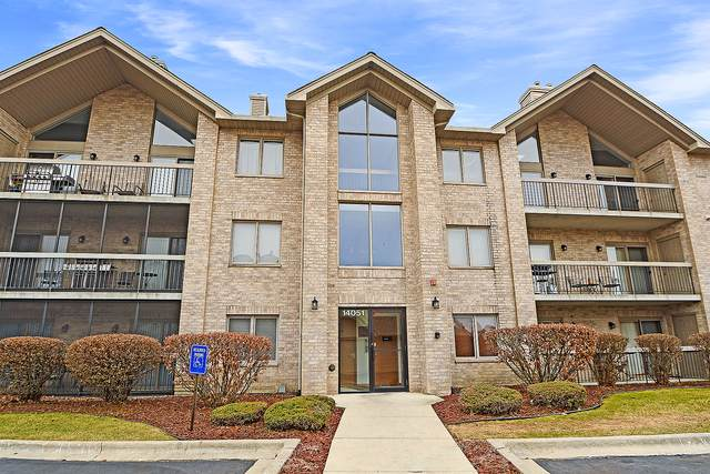 14051 Norwich Lane #101, Orland Park, IL 60467 (MLS #10620224) :: The Wexler Group at Keller Williams Preferred Realty