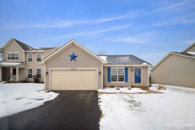 2170 Kyla Court, Montgomery, IL 60538 (MLS #10620250) :: The Wexler Group at Keller Williams Preferred Realty