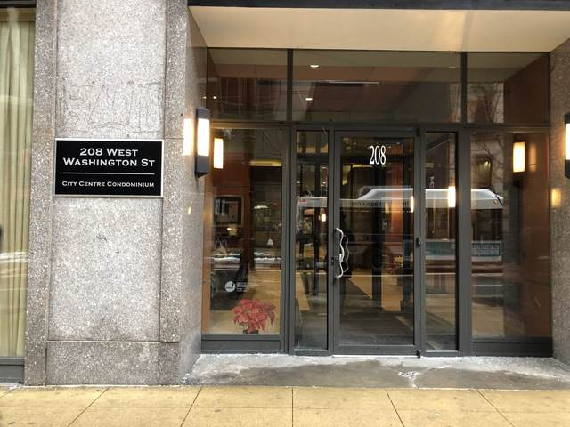 208 W Washington Street #1605, Chicago, IL 60606 (MLS #10620281) :: Baz Realty Network | Keller Williams Elite