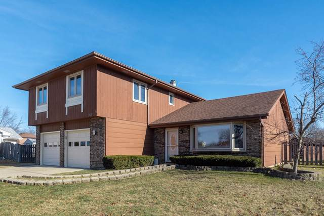 313 S Knollwood Drive, Schaumburg, IL 60193 (MLS #10620299) :: The Wexler Group at Keller Williams Preferred Realty