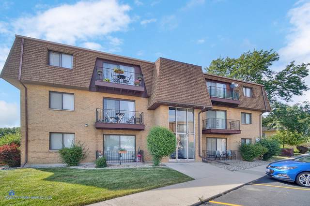 4905 W 109th Street S203, Oak Lawn, IL 60453 (MLS #10620342) :: The Mattz Mega Group