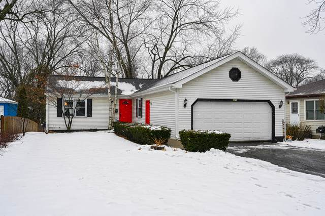 422 Byron Court, Wheaton, IL 60187 (MLS #10620412) :: The Wexler Group at Keller Williams Preferred Realty