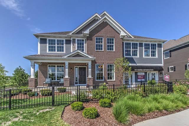 25530 Prairiewood Lot# 156 Lane, Shorewood, IL 60404 (MLS #10620413) :: Angela Walker Homes Real Estate Group