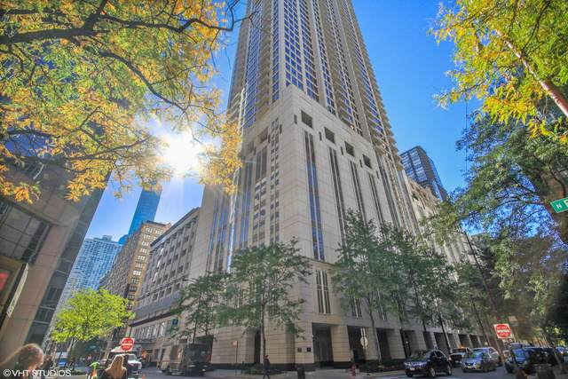 55 E Erie Street #2505, Chicago, IL 60611 (MLS #10620462) :: The Perotti Group | Compass Real Estate
