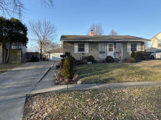 118 Hickory Avenue, Streamwood, IL 60107 (MLS #10620533) :: Ani Real Estate