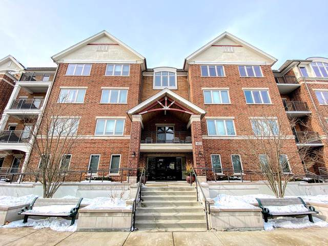 400 Village Green Parkway #304, Lincolnshire, IL 60069 (MLS #10620557) :: Angela Walker Homes Real Estate Group