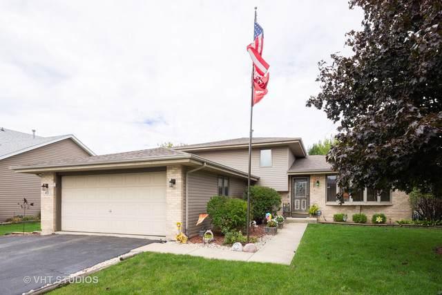 40 Ponderosa Drive, Romeoville, IL 60446 (MLS #10620583) :: Angela Walker Homes Real Estate Group