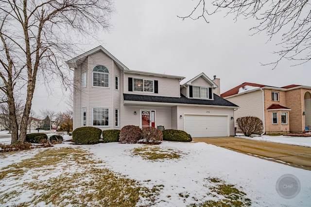 151 S Vincent Drive, Bolingbrook, IL 60490 (MLS #10620598) :: Angela Walker Homes Real Estate Group