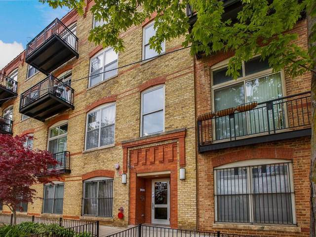 1740 N Maplewood Avenue #412, Chicago, IL 60647 (MLS #10620624) :: The Perotti Group | Compass Real Estate