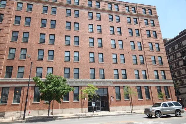 1545 S State Street #402, Chicago, IL 60605 (MLS #10620628) :: Ani Real Estate