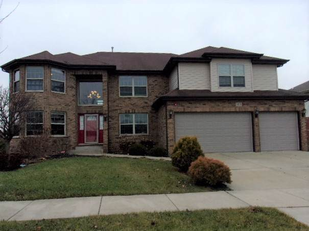 4513 Clonard Place, Matteson, IL 60443 (MLS #10620655) :: Angela Walker Homes Real Estate Group