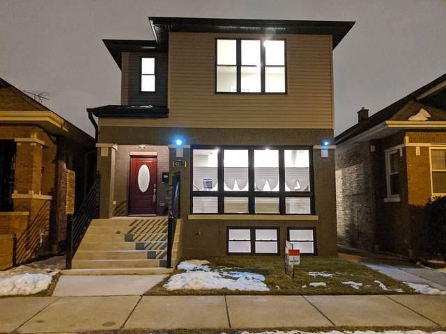 4137 N Mason Avenue, Chicago, IL 60634 (MLS #10620664) :: Angela Walker Homes Real Estate Group