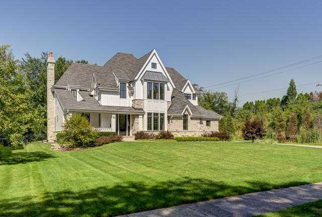 8 Springlake Avenue, Hinsdale, IL 60521 (MLS #10620665) :: The Wexler Group at Keller Williams Preferred Realty