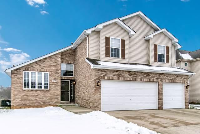 1508 Parkside Drive, Plainfield, IL 60586 (MLS #10620679) :: Angela Walker Homes Real Estate Group