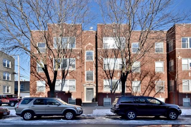 3108 W Belle Plaine Avenue #3, Chicago, IL 60618 (MLS #10620695) :: The Dena Furlow Team - Keller Williams Realty