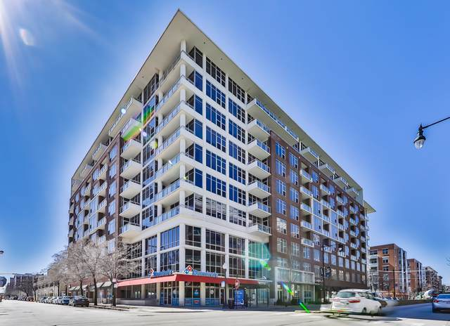 901 W Madison Street #911, Chicago, IL 60607 (MLS #10620700) :: The Perotti Group | Compass Real Estate