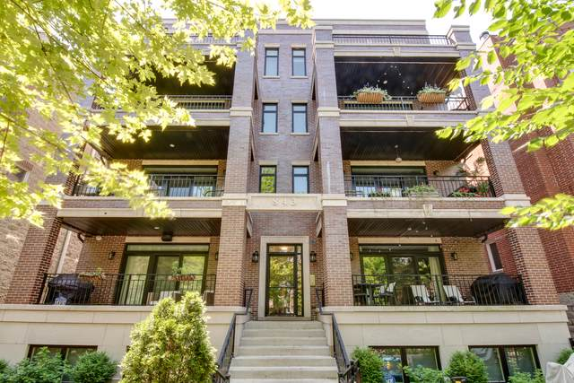 843 W Buckingham Place 3E, Chicago, IL 60657 (MLS #10620734) :: Property Consultants Realty