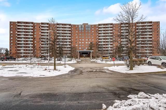 21 Kristin Drive #922, Schaumburg, IL 60195 (MLS #10620785) :: Angela Walker Homes Real Estate Group