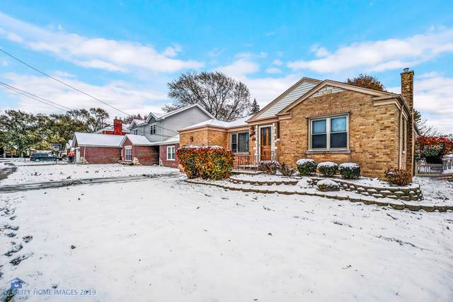 3521 W 96th Street, Evergreen Park, IL 60805 (MLS #10620831) :: The Wexler Group at Keller Williams Preferred Realty