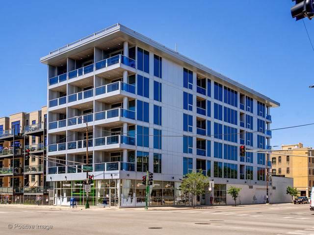 2800 W North Avenue #304, Chicago, IL 60647 (MLS #10620950) :: The Perotti Group | Compass Real Estate