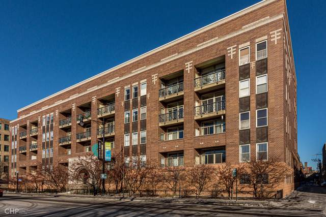 1350 W Fullerton Avenue #202, Chicago, IL 60614 (MLS #10620953) :: Angela Walker Homes Real Estate Group