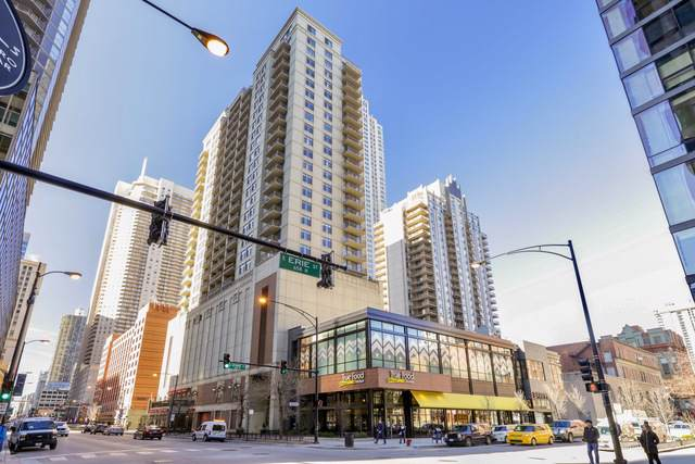 630 N State Street #1901, Chicago, IL 60654 (MLS #10620963) :: The Perotti Group | Compass Real Estate