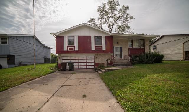 3607 Laurel Lane, Hazel Crest, IL 60429 (MLS #10621108) :: The Mattz Mega Group