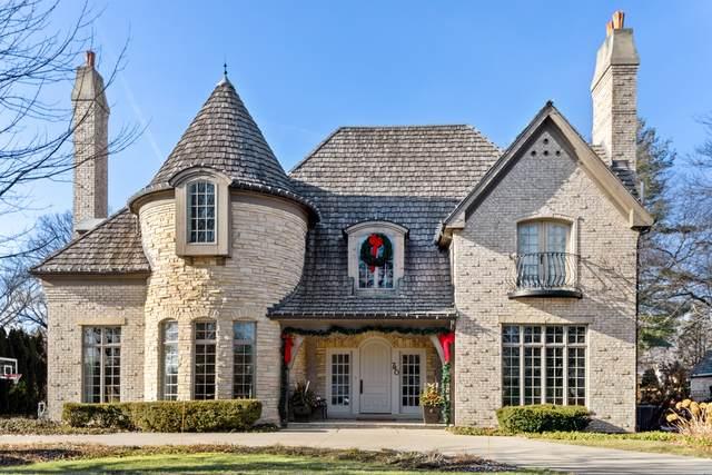 740 S Oak Street, Hinsdale, IL 60521 (MLS #10621112) :: The Wexler Group at Keller Williams Preferred Realty