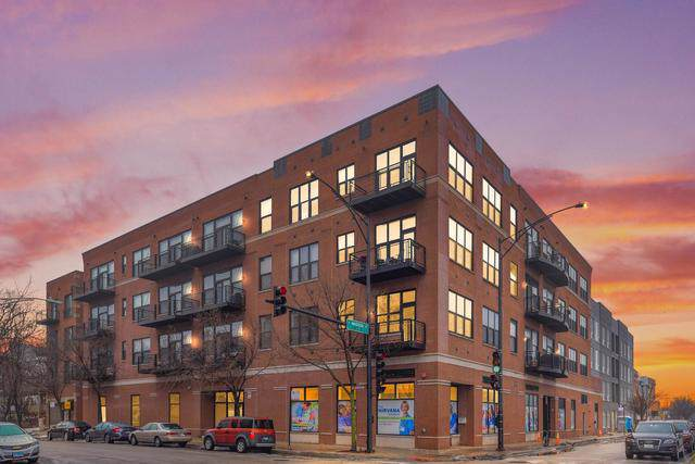 2 S Leavitt Street #201, Chicago, IL 60612 (MLS #10621186) :: The Perotti Group | Compass Real Estate