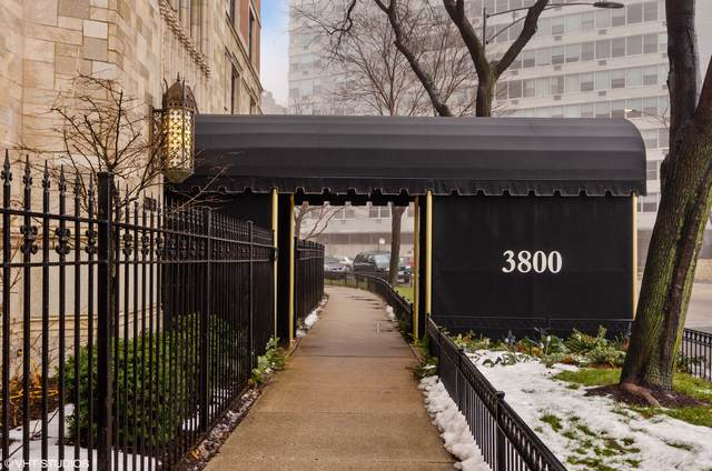 3800 N Lake Shore Drive 3D, Chicago, IL 60613 (MLS #10621240) :: The Perotti Group | Compass Real Estate